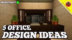 minecraft office ideas. Minecraft Office Ideas