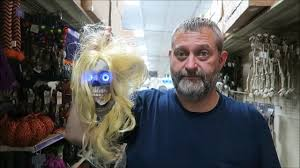at home store fall halloween d cor 2017 youtube
