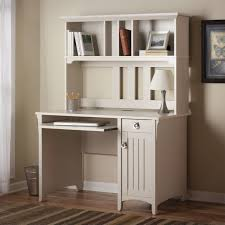 white computer desk. Appealing Off White Computer Desk Wayfair With Hutch For Interesting Home Office Decor