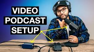 Best Audio and Camera Gear for Video Podcasting - YouTube