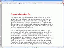 Common Interview Questions C