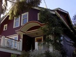 modern homes large house design decorating ideas Dark purple-pink color ...