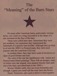 The meaning of the barn star! | flower barn quilt | Pinterest ... & The meaning of the barn star! Adamdwight.com