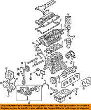 kia no warranty car truck engine valve covers kia oem 04 09 spectra engine valve cover 2241023100