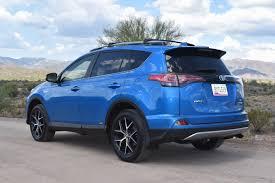 2012 Toyota Rav4 Reviews New 2017 Toyota Rav4 Se Hybrid Review Is ...
