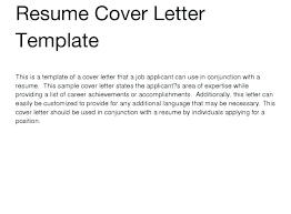 Sample Of General Cover Letter General Sample General Counsel Cover