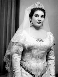 Image result for images of maria callas