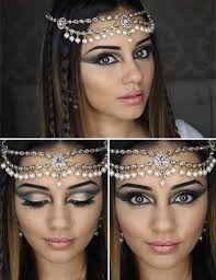 egyptian eye makeup look pinit you