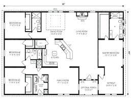 modular home floor plans 4 bedroom double wide mobile home floor planodular homes new modular home floor plans