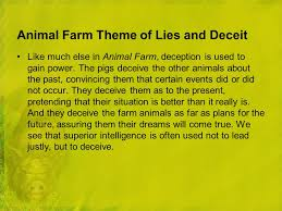 animal farm by george orwell orwell george as a journalist  69 animal farm theme
