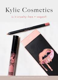Is Kylie Cosmetics Cruelty-Free & Vegan ...