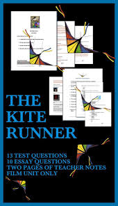 kite runner essay questions kite runner essay help essay on the  best ideas about the kite runner film the kite kite runner test and questions film study