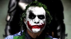 Batman The Dark Knight Joker Face Hd Wallpaper Movies And