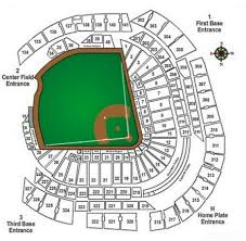 Marlins Stadium Seating Chart 52 Perspicuous Marlins Park Stadium Seating