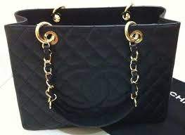 chanel outlet. only available at our ang mo kio outlet - chanel gst (grand shopping tote) chanel outlet