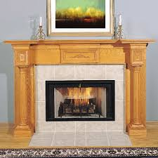 Regency - Traditional Wood - Fireplace Mantel Surrounds ...