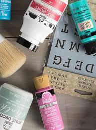 Folk Art Paint Chart Folkart Brand Diy Craft Supplies Plaid Online