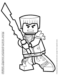 16 Best Of Lego Ninjago Coloring Pages Coloring Page