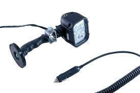 12v Trouble Light Magnalight Introduces Compact And Portable 12 Volt Led Work