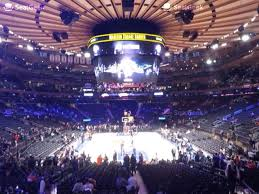 madison square garden section 112 view