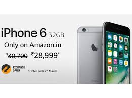 Amazon.com: Apple iPhone 6 32 GB, unlocked, Space Gray: Cell