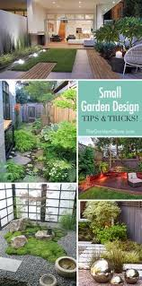 Small Picture Top 10 tips for small garden design to transform your space