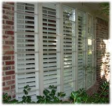 Outdoor Window Shutters Stained Cedar Flat Panel Exterior - Shutters window exterior