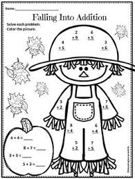 109b650b0f0b236b4a630da3b35e1ffe free autumn addition activity this is a free fall math worksheet on addition math worksheets