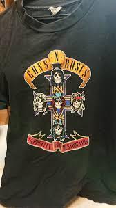 バンドtシャツがダサいとかいわれているからマイコレクションを放出