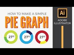 Adobe Chart Maker How To Make A Simple Pie Graph In Adobe Illustrator