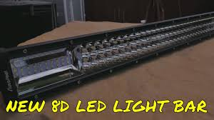 Autofeel Led Light Bar New 8d Tri Row Led Light Bar By Autofeel Download Mp4 Full