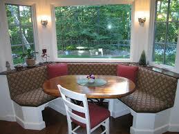 Kitchen Bay Window Seating Interior Peerles Prodigious Design Build Bay Window Seat Ideas Bay