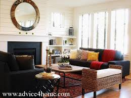 Download Black Couch Living Room Gen4congress For Popular Residence Black  Sofas Living Room Design Remodel