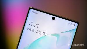 Get The Samsung Galaxy Note 10 Wallpapers Here Android