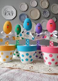 8 ideas in how to create an easter home decoration 2014