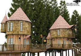 Beautiful Kids Tree House For Sale The Couple Has Reportedly Commissioned Blue Forest Known Inside Inspiration