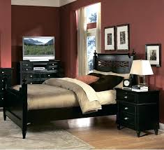 red room with black furniture – furniture ideas