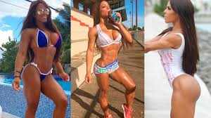 Puerto rican bikini girls