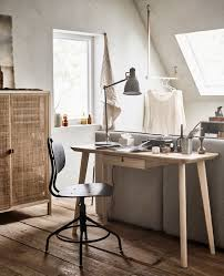 Office relaxation Concierge Small Desk Is Placed Directly Behind Sofa Bed Ikea Guest Room Office Relaxation Zone Yes Yes And Yes