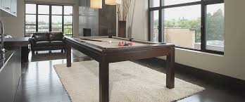 versatility beauty quality pool table dining tables are the ideal conversation piece