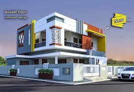 Building Elevation Designs For Double Floor Home Creators 3 Storey House Design House Front Design
