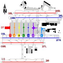 Katl Charts Hartsfield Jackson Atlanta International Airport Wikipedia