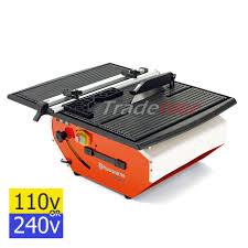 husqvarna ts 230 f wet saw electric tile cutter select voltage