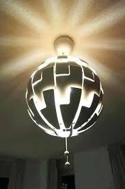 ikea pendant light light ikea pendant lamp white silver