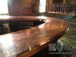 Copper Top Kitchen Table 17 Best Ideas About Copper Bar On Pinterest Copper Restaurant