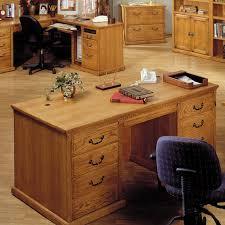 martin home furnishings huntington oxford double pedestal executive desk reviews wayfair