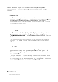 Design And Implementation Of Hospital Management System Hospital Management Proposal Docsity