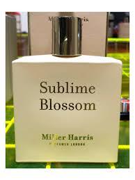 Sublime Blossom Miller Harris perfume - a new fragrance for women ...