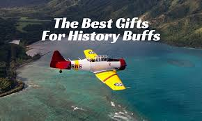 top 5 gifts for history buffs in your life