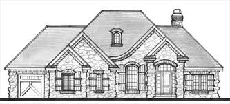 Sarona Home Plan  3 Bedroom 2 Bathroom 2282 Sq Ft Ranch Home French Country Ranch Style House Plans
